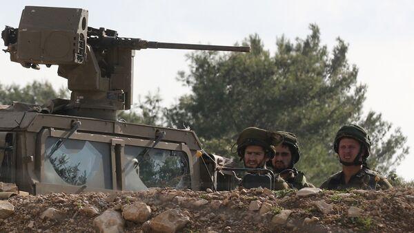 Israeli soldiers. (File) - Sputnik International