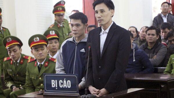 Hoang Duc Binh and Nguyen Nam Phong - Sputnik International