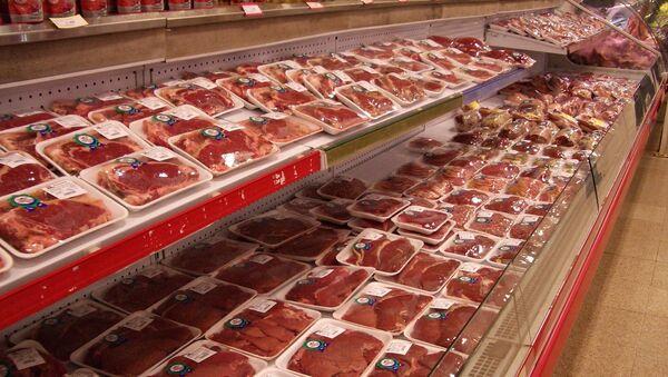 Meat - Sputnik International