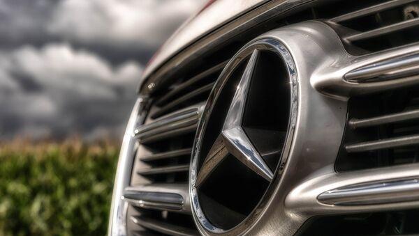 Mercedes - Sputnik International