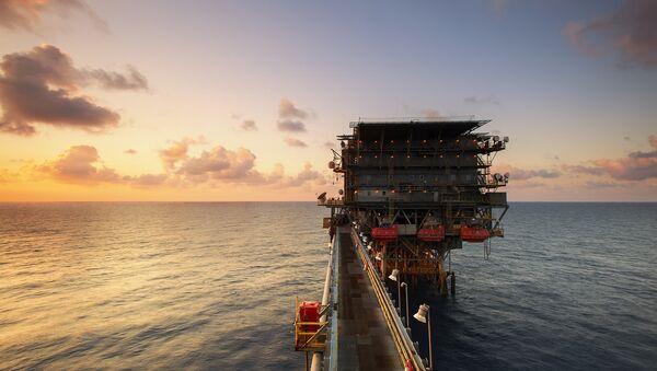 Drilling rig - Sputnik International
