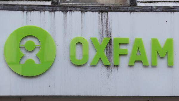 An Oxfam shop is seen, in London, Britain - Sputnik International