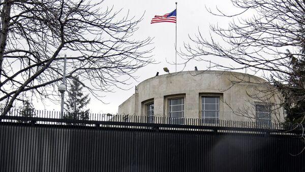 ABD Ankara Büyükelçiliği - Sputnik International