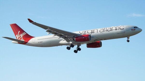 Virgin Atlantic Airbus A330 - Sputnik International