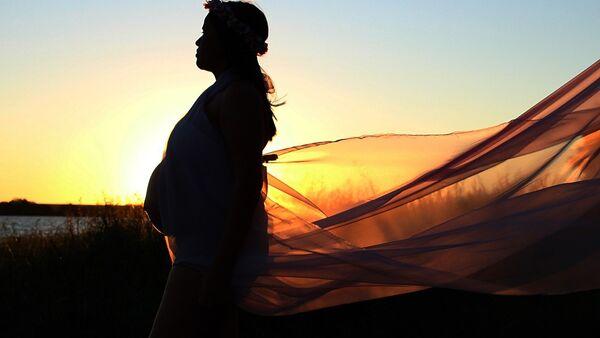 Pregnant woman - Sputnik International