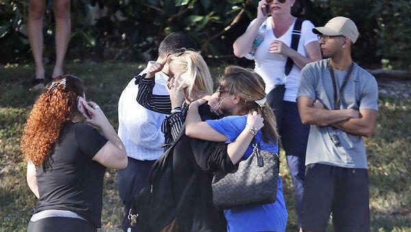Florida School Shooting - Sputnik International
