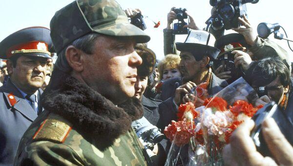 Lieutenant General Boris Gromov, commander of the restricted contingent of Soviet troops in Afghanistan - Sputnik International