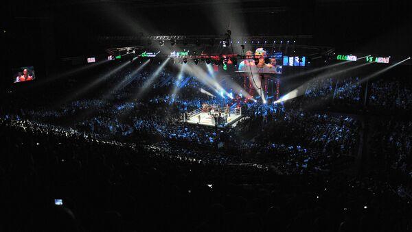 Mixed Martial Arts. Fight between Feodor Emelianenko and Jeff Monson - Sputnik International
