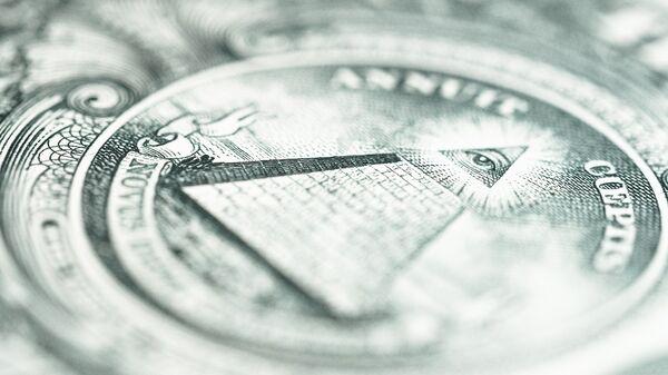 Dollar pyramid - Sputnik International