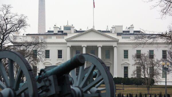 The White House in Washington, DC - Sputnik International