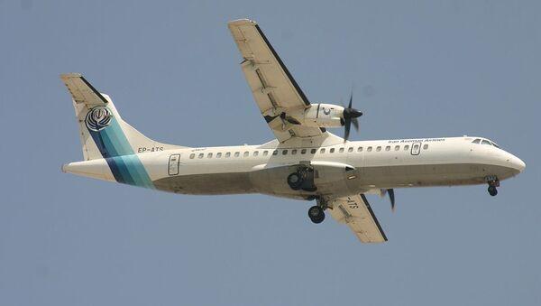 ATR-72 Iran Aseman Airlines - Sputnik International