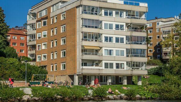 Stockholm house - Sputnik International