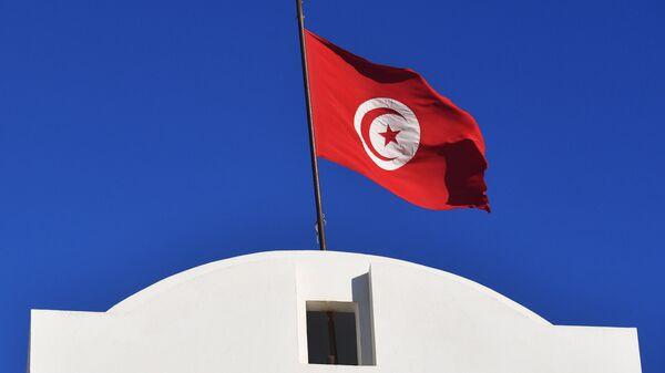 Tunisian flag - Sputnik International