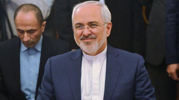 Iranian Foreign Minister Javad Zarif - Sputnik International