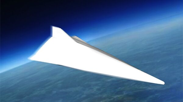 One of the Chinese hypersonic gliding vehicle projects - Sputnik International