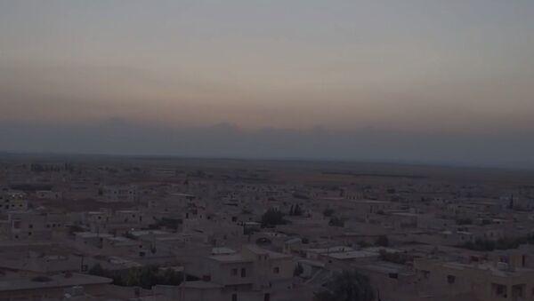 The town of Tell Rifaat in northwestern Syria - Sputnik International