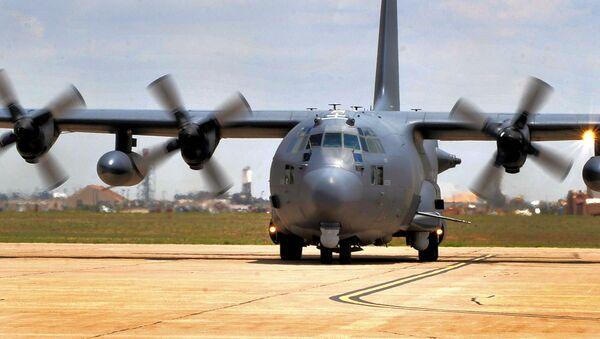 AC-130W Stinger II - Sputnik International