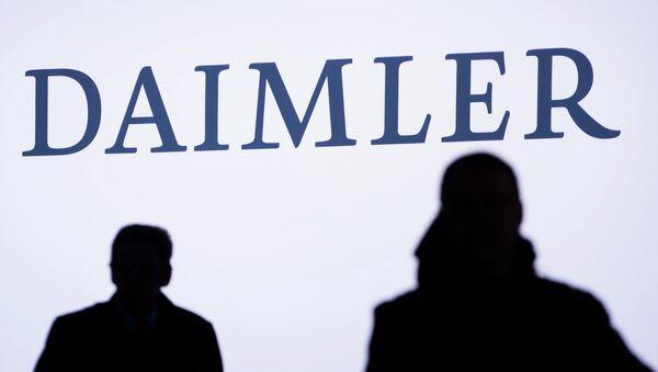 Daimler AG - Sputnik International