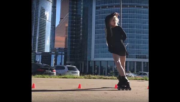 Freestyle Skating by Sofia Bogdanova - Sputnik International