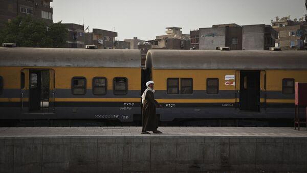 Egypt train. (File) - Sputnik International