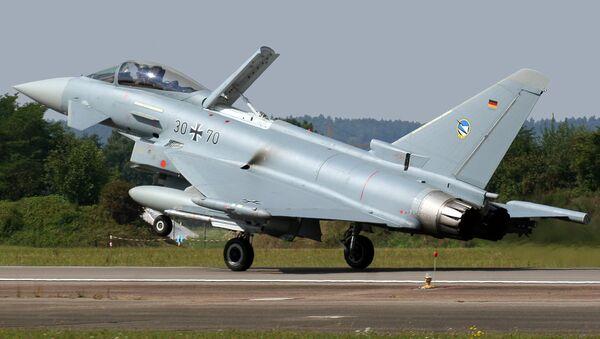Eurofighter Typhoon S Germany Air Force - Sputnik International