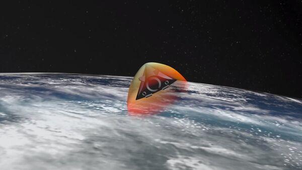 Avangard hypersonic missile - Sputnik International