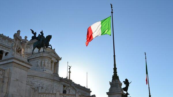 La bandiera dell'Italia - Sputnik International