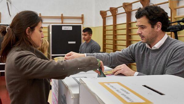 Parliamentary elections in Italy - Sputnik International