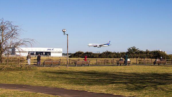 Near Narita International Airport - Sputnik International