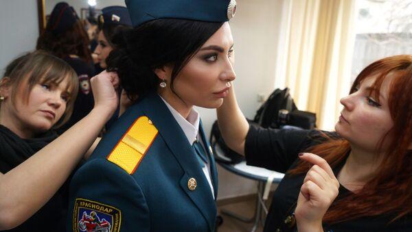 Girl Power: 'Beauties Under Oath' Pageant Held in Russia - Sputnik International