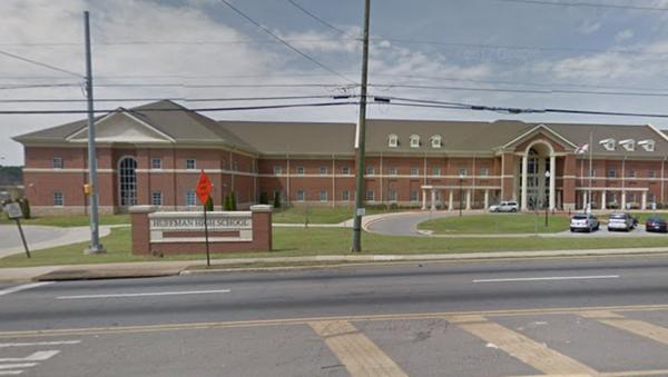 Alabama's Huffman High School - Sputnik International