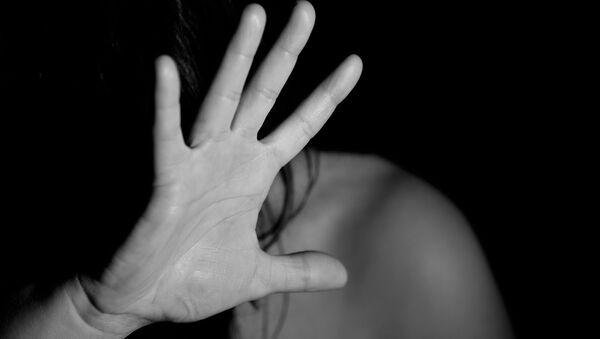 Domestic violence - Sputnik International