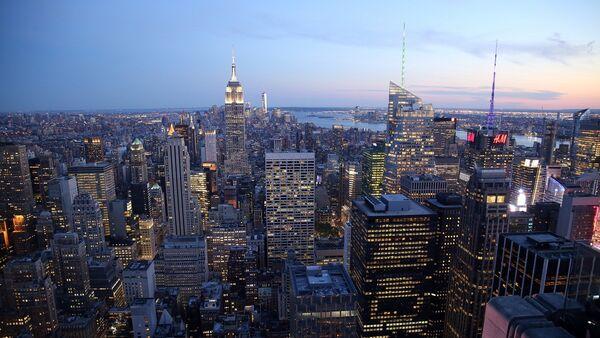 Manhattan, New York - Sputnik International