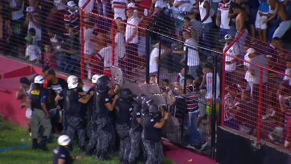 Sport Recife vs Santa Cruz - Sputnik International