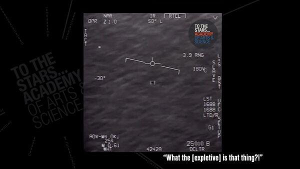 Official USG Footage of UAP for Public Release - Sputnik International