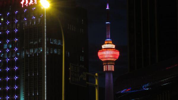 Beijing TV Tower - Sputnik International