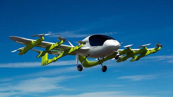 Air taxi Cora - Sputnik International