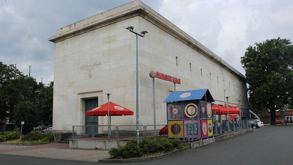 A Reddit user published a photo of a Burger King restaurant in Nuremberg located inside the building of a local power substation built on the orders of Adolf Hitler - Sputnik International