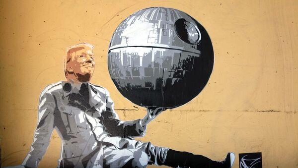 Darth Trump - Sputnik International