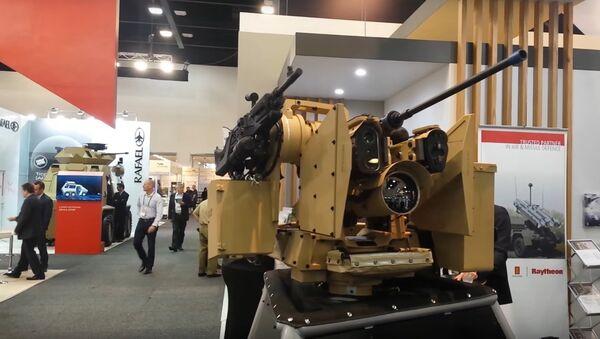 Kongsberg Protector Dual remote weapon system - Sputnik International
