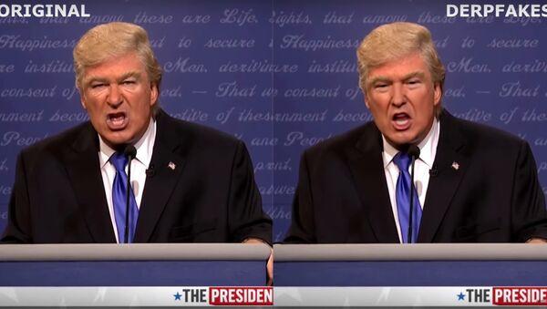 Trump | Deepfakes Replacement - Sputnik International