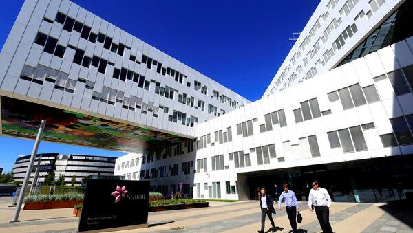 Norwegian oil company Statoil's headquarters in Fornebu, Norway, June 1, 2017 - Sputnik International