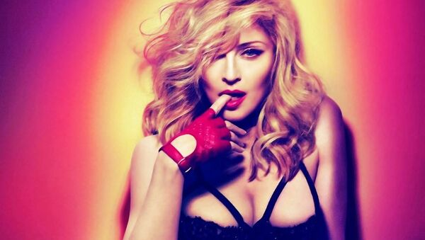 Madonna - Sputnik International