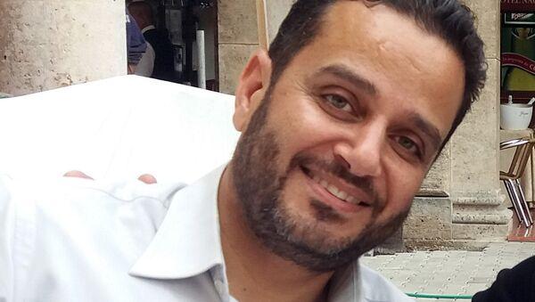 Fady Marouf, journalist - Sputnik International