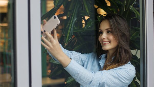 Selfie - Sputnik International