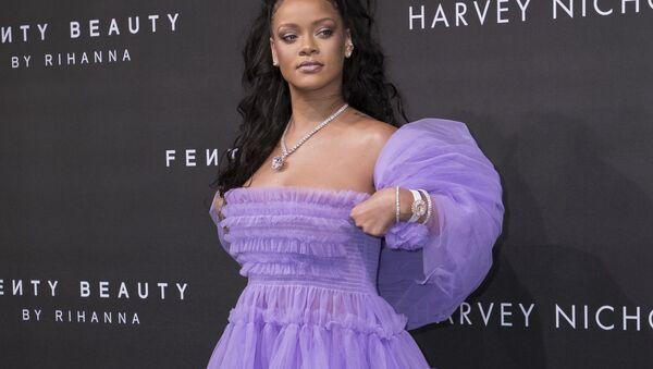 Rihanna - Sputnik International