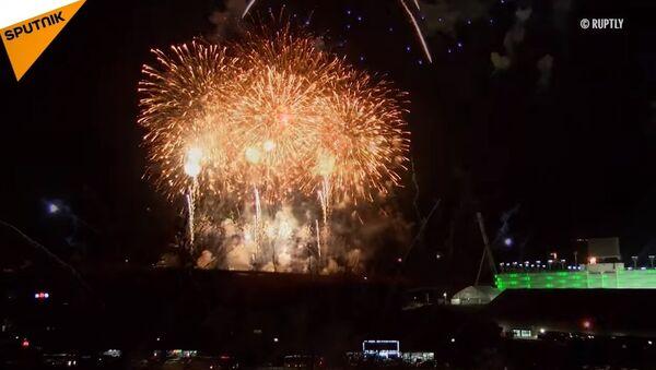 PyeongChang 2018: Fireworks at Paralympics Closing Ceremony - Sputnik International