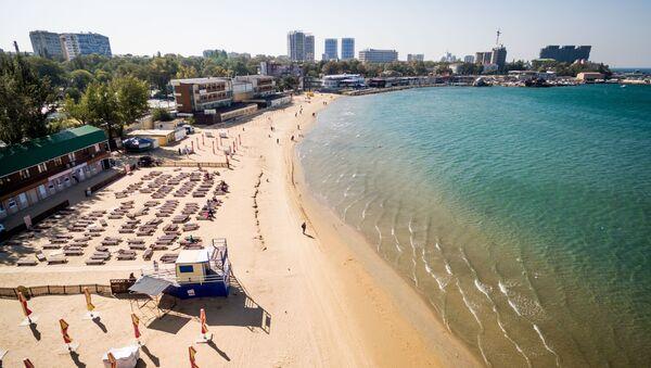 The Central beach in Anapa - Sputnik International