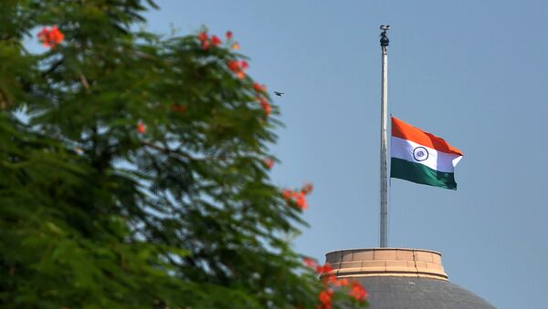 Indian national flag. (File) - Sputnik International