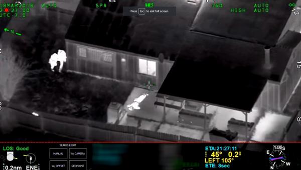 Sacramento Police Department release bodycam footage documenting shooting death of Stephon Clark - Sputnik International